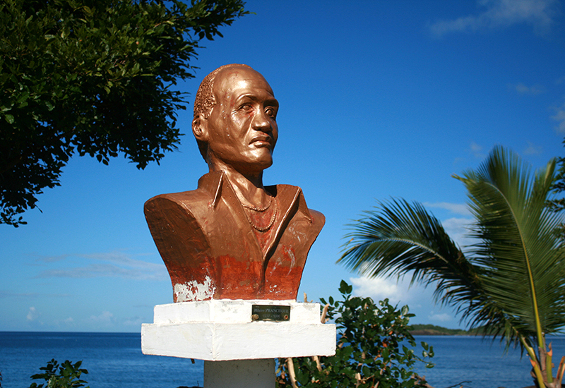 Bust of Hilaire Francisque