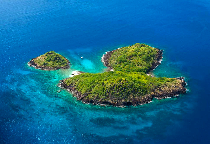 The Pigeon Islets