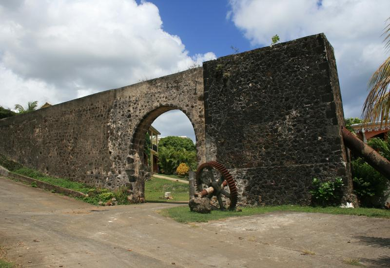 The old aqueduct
