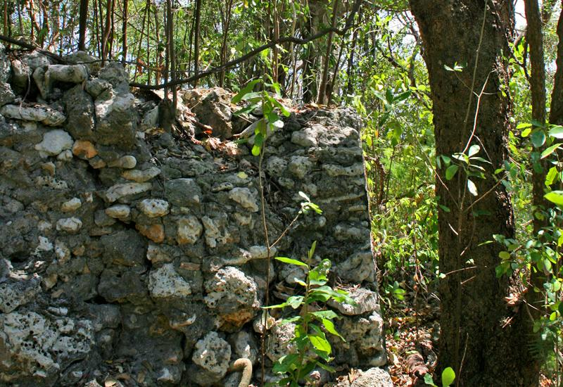 Fort Louis - Le Gosier, Guadeloupe: old fortification