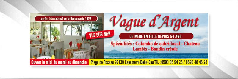 Restaurant Vague d'Argent