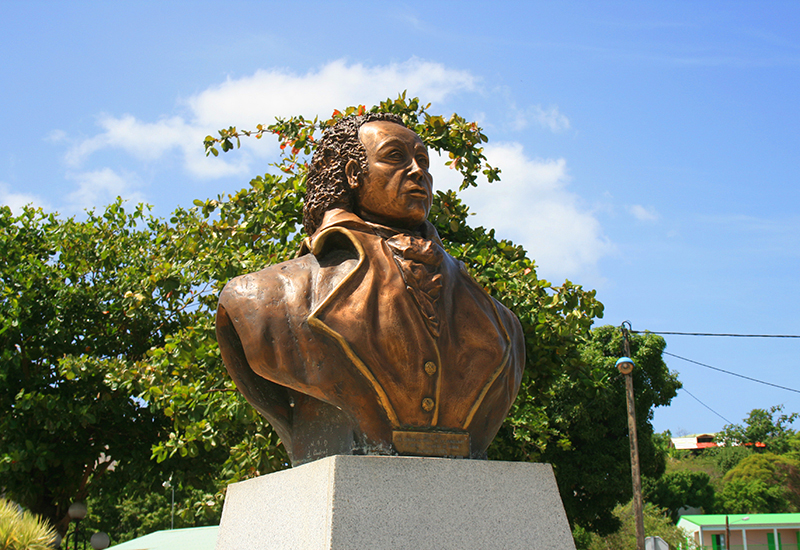 Known for his anti-slavery proclamation of May 10, 1802